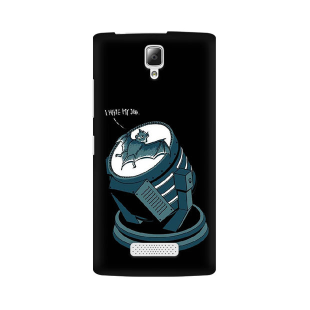 Lenovo A2010 Bat Signal Bat Phone Cover & Case