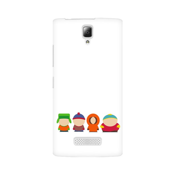 Lenovo A2010 South Park Minimal Phone Cover & Case