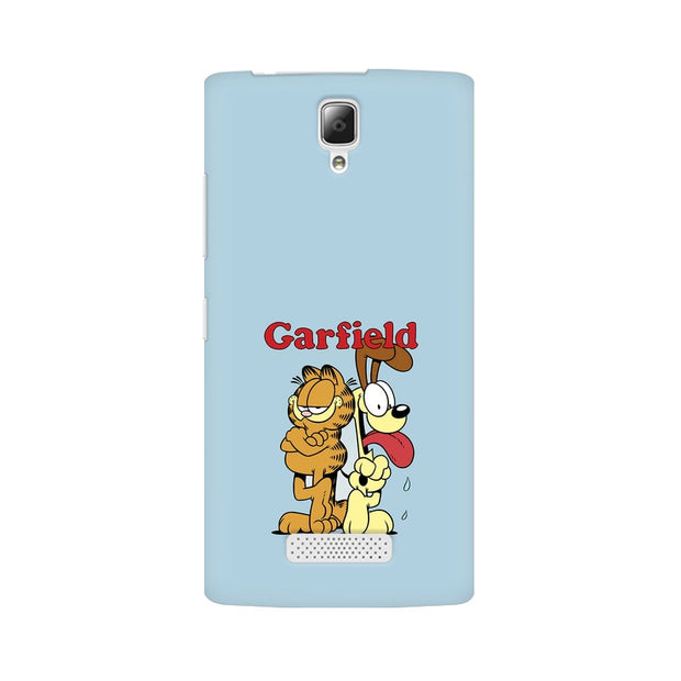 Lenovo A2010 Garfield & Odie Phone Cover & Case