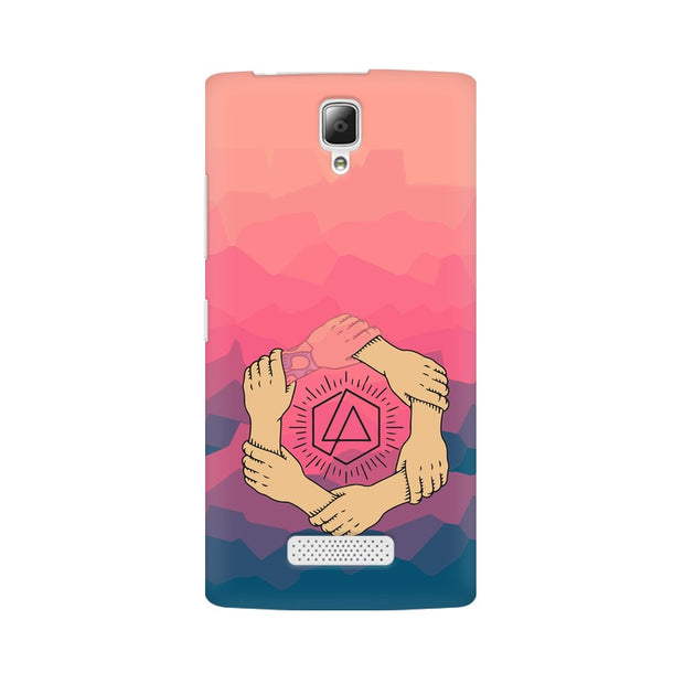 Lenovo A2010 Linkin Park Logo Chester Tribute Phone Cover & Case