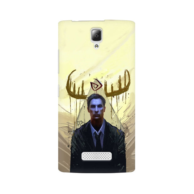 Lenovo A2010 True Detective Rustin Fan Art Phone Cover & Case