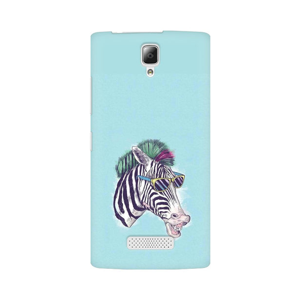 Lenovo A2010 The Zebra Style Cool Phone Cover & Case