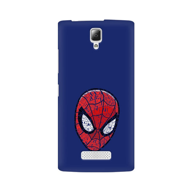 Lenovo A2010 Spider Man Graphic Fan Art Phone Cover & Case