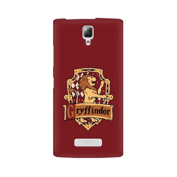 Lenovo A2010 Gryffindor House Crest Harry Potter Phone Cover & Case