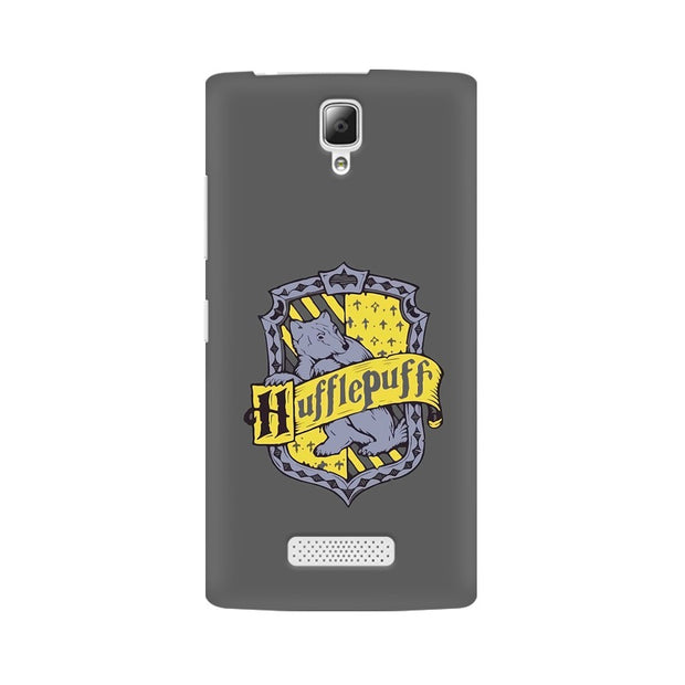 Lenovo A2010 Hufflepuff House Crest Harry Potter Phone Cover & Case