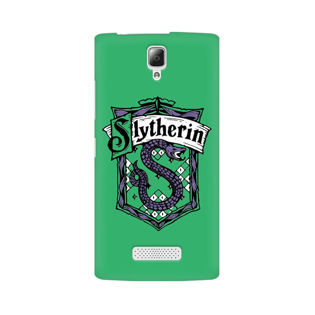Lenovo A2010 Slytherin House Crest Harry Potter Phone Cover & Case