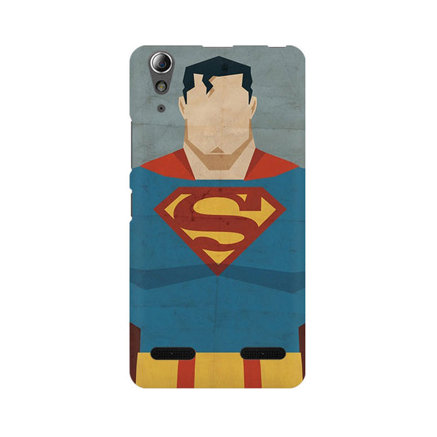 Lenovo A6000 Superman Minimalist Phone Cover & Case
