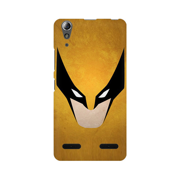 Lenovo A6000 Wolverine Minimalist Phone Cover & Case