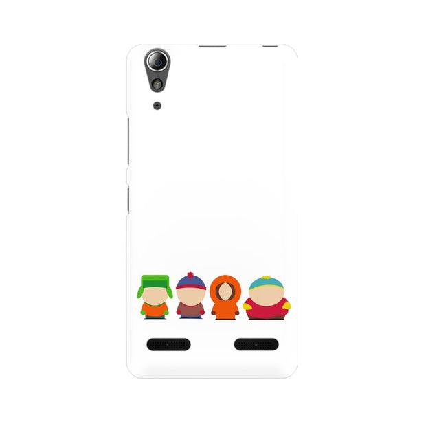 Lenovo A6000 Plus South Park Minimal Phone Cover & Case