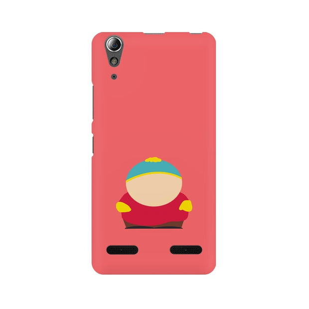 Lenovo A6000 Plus Eric Cartman Minimal South Park Phone Cover & Case