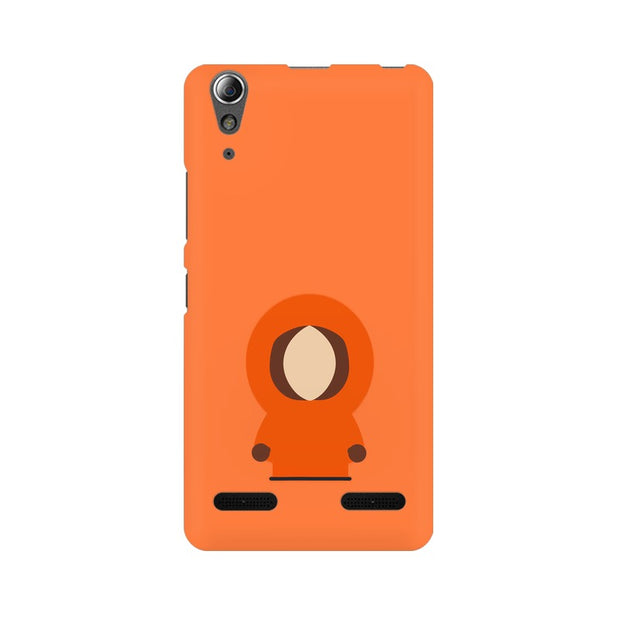 Lenovo A6000 Plus Kenny Minimal South Park Phone Cover & Case