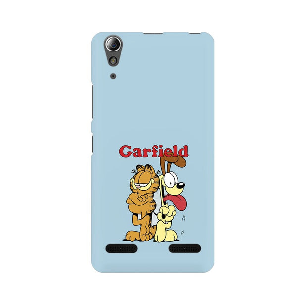 Lenovo A6000 Plus Garfield & Odie Phone Cover & Case