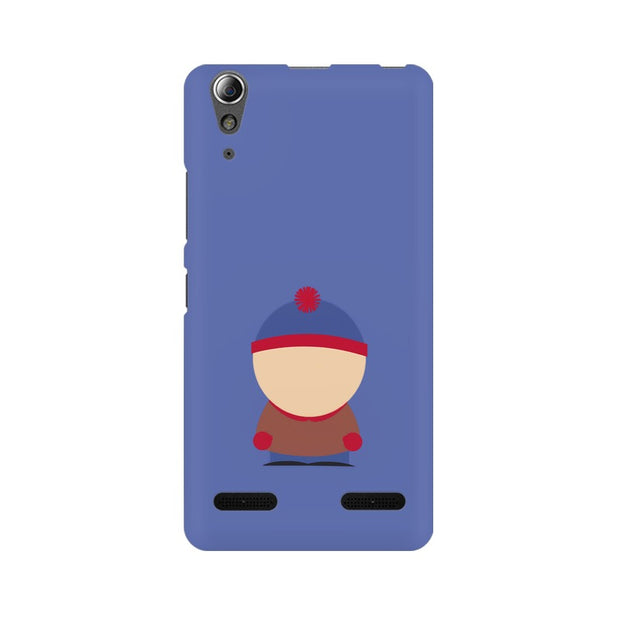 Lenovo A6000 Plus Stan Marsh Minimal South Park Phone Cover & Case