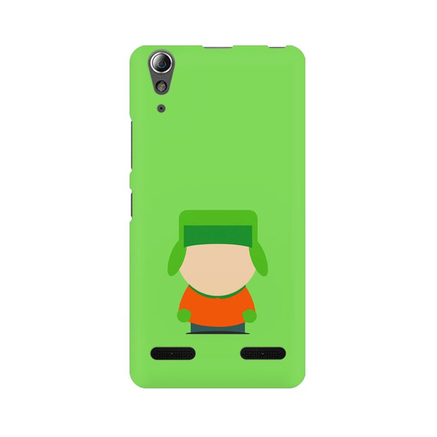 Lenovo A6000 Plus Kyle Broflovski Minimal South Park Phone Cover & Case
