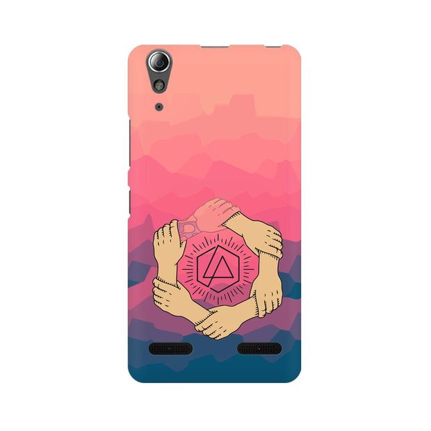 Lenovo A6000 Plus Linkin Park Logo Chester Tribute Phone Cover & Case