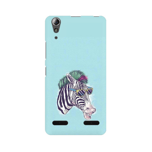 Lenovo A6000 Plus The Zebra Style Cool Phone Cover & Case
