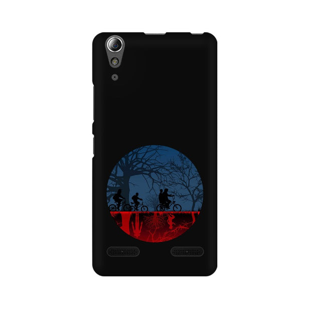 Lenovo A6000 Plus Stranger Things Fan Art Phone Cover & Case