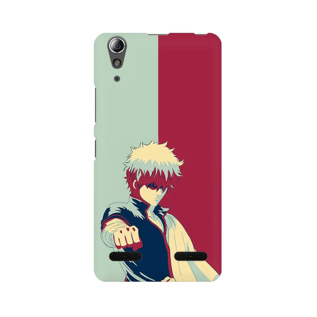 Lenovo A6000 Plus Ichigo Bleach Anime Phone Cover & Case