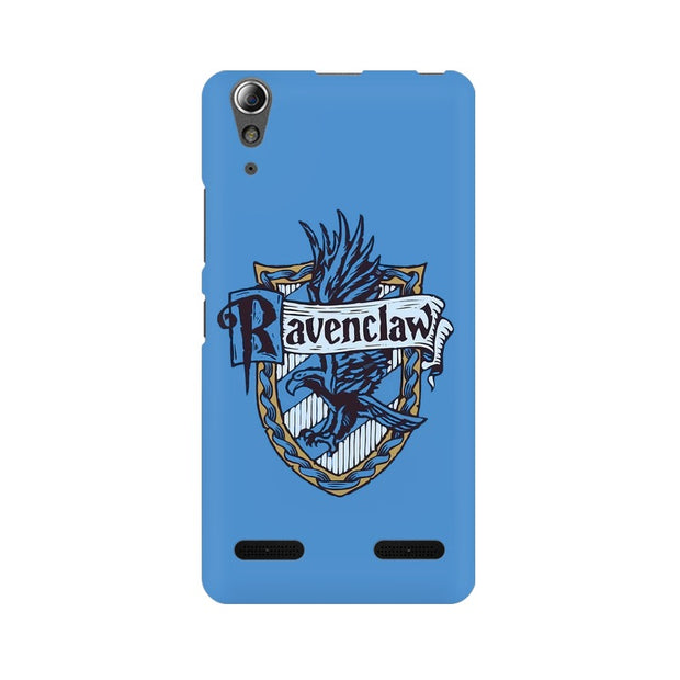 Lenovo A6000 Plus Ravenclaw House Crest Harry Potter Phone Cover & Case