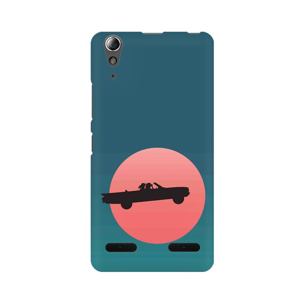 Lenovo A6000 Thelma & Louise Movie Minimal Phone Cover & Case