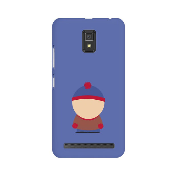 Lenovo A6600 Stan Marsh Minimal South Park Phone Cover & Case