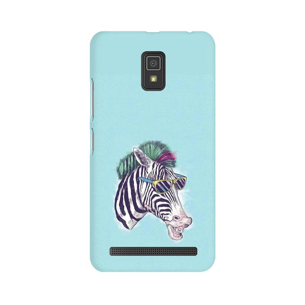 Lenovo A6600 The Zebra Style Cool Phone Cover & Case