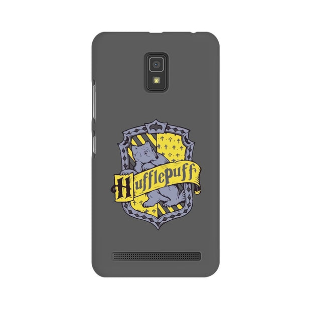 Lenovo A6600 Hufflepuff House Crest Harry Potter Phone Cover & Case