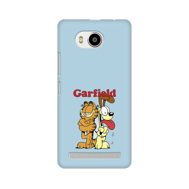 Lenovo A7700 Garfield & Odie Phone Cover & Case