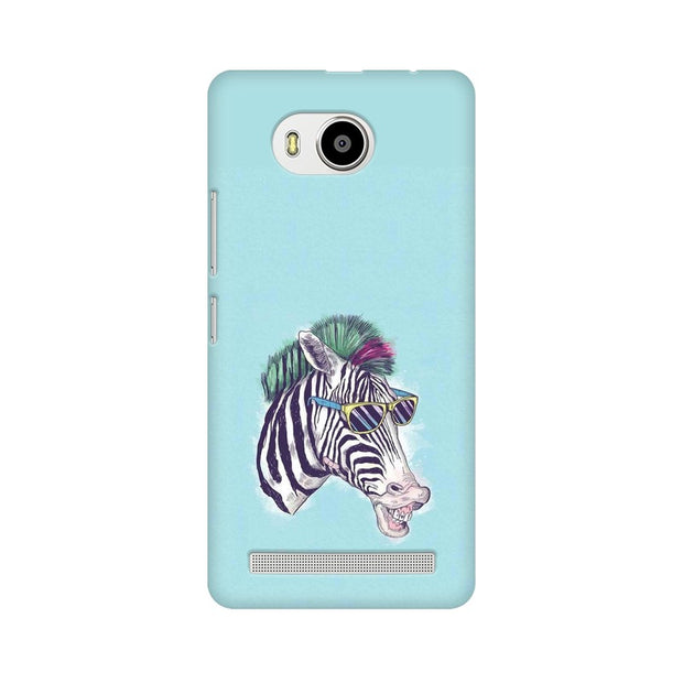 Lenovo A7700 The Zebra Style Cool Phone Cover & Case