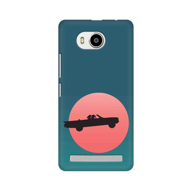 Lenovo A7700 Thelma & Louise Movie Minimal Phone Cover & Case