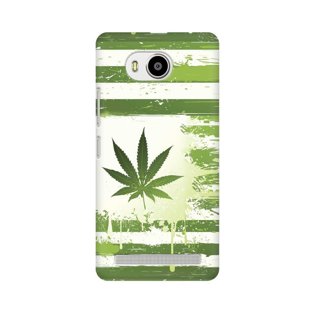 Lenovo A7700 Weed Flag  Phone Cover & Case