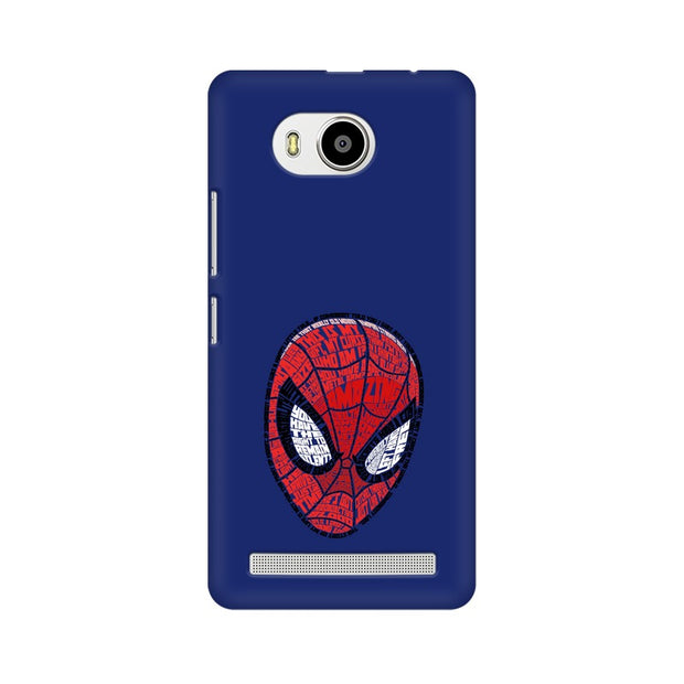 Lenovo A7700 Spider Man Graphic Fan Art Phone Cover & Case