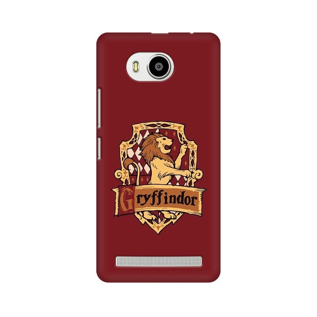 Lenovo A7700 Gryffindor House Crest Harry Potter Phone Cover & Case