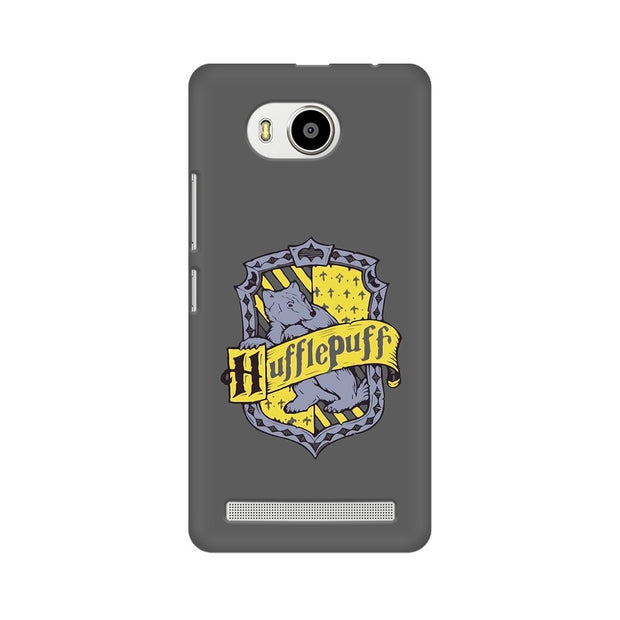 Lenovo A7700 Hufflepuff House Crest Harry Potter Phone Cover & Case