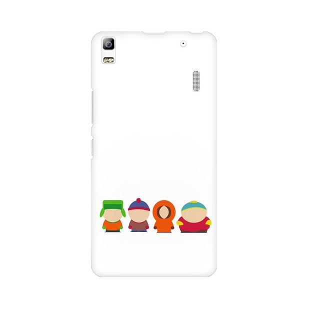 Lenovo K3 Note South Park Minimal Phone Cover & Case