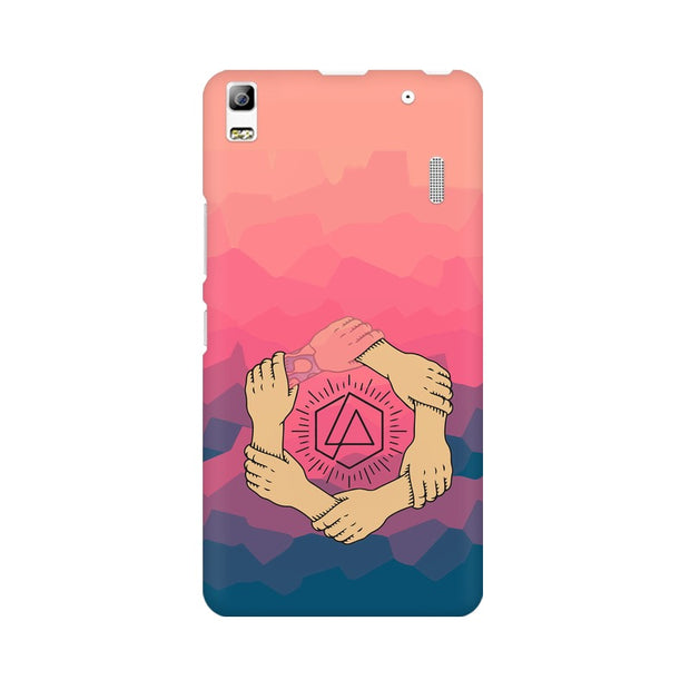 Lenovo K3 Note Linkin Park Logo Chester Tribute Phone Cover & Case