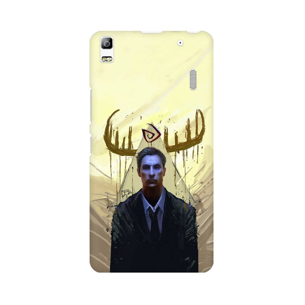 Lenovo K3 Note True Detective Rustin Fan Art Phone Cover & Case