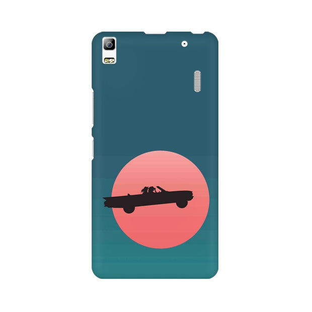 Lenovo K3 Note Thelma & Louise Movie Minimal Phone Cover & Case