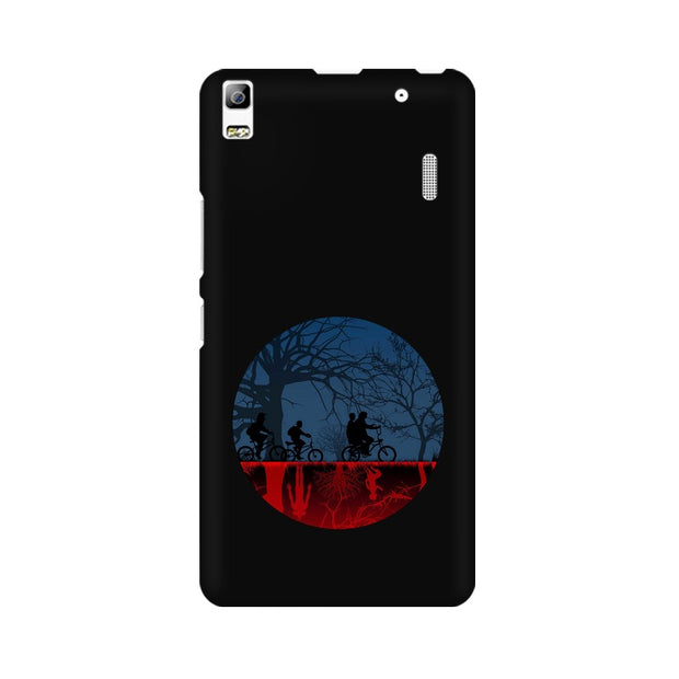 Lenovo K3 Note Stranger Things Fan Art Phone Cover & Case