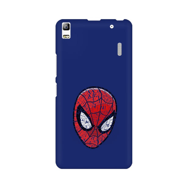 Lenovo K3 Note Spider Man Graphic Fan Art Phone Cover & Case