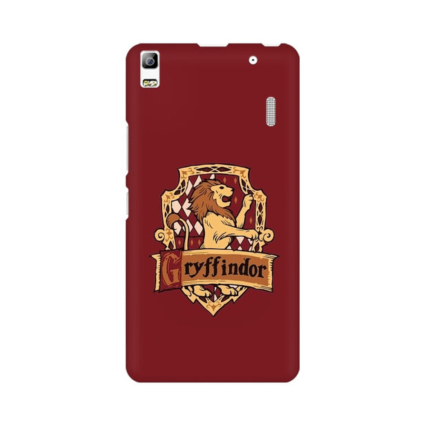 Lenovo K3 Note Gryffindor House Crest Harry Potter Phone Cover & Case