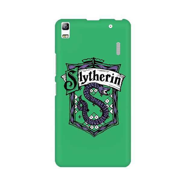 Lenovo K3 Note Slytherin House Crest Harry Potter Phone Cover & Case