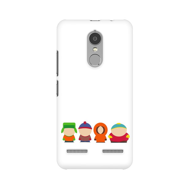 Lenovo K6 Power South Park Minimal Phone Cover & Case