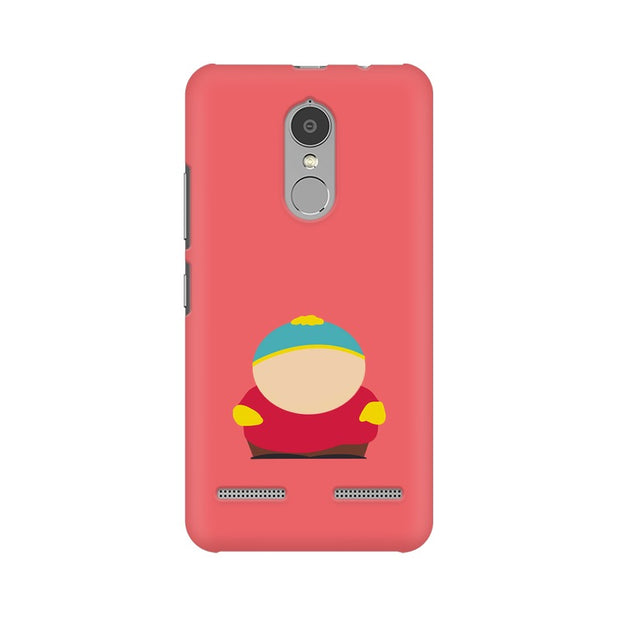 Lenovo K6 Power Eric Cartman Minimal South Park Phone Cover & Case