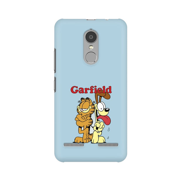 Lenovo K6 Power Garfield & Odie Phone Cover & Case