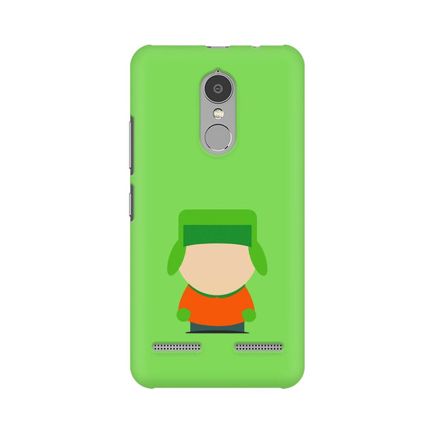 Lenovo K6 Power Kyle Broflovski Minimal South Park Phone Cover & Case
