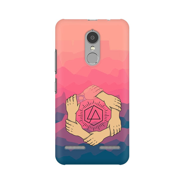 Lenovo K6 Power Linkin Park Logo Chester Tribute Phone Cover & Case