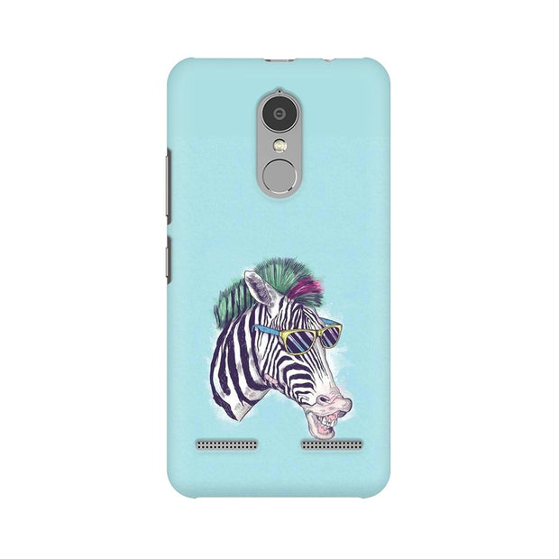 Lenovo K6 Power The Zebra Style Cool Phone Cover & Case