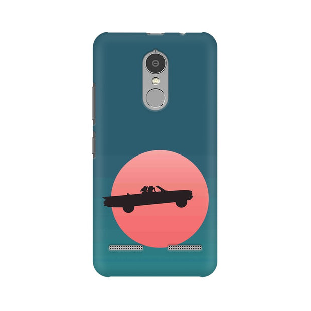 Lenovo K6 Power Thelma & Louise Movie Minimal Phone Cover & Case