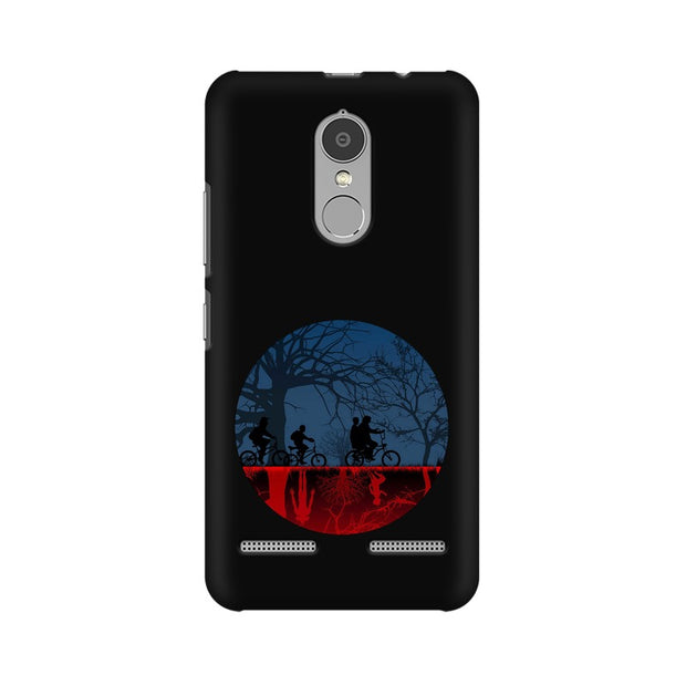Lenovo K6 Power Stranger Things Fan Art Phone Cover & Case